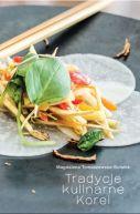 Okładka ksiązki - Tradycje kulinarne Korei
