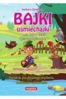 Okładka książki - Bajki uśmiechajki