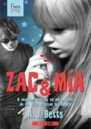 Okładka książki - Zac&Mia