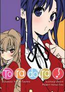 Okładka książki - Toradora tom 3