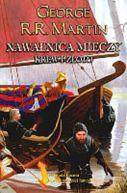 Okładka książki - Pieśń Lodu i Ognia t. 4. Nawałnica mieczy 2. Krew i złoto
