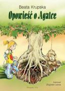 Okładka ksiązki - Opowieść o Agatce