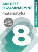 Okładka - Egzamin ósmoklasisty. Matematyka