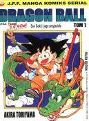 Okładka - Dragon Ball: Son Goku i jego przyjaciele