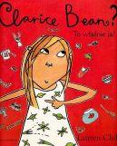 Okładka ksiązki - Clarice Bean? To właśnie ja!
