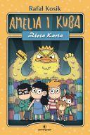 Okładka książki - Amelia i Kuba. Złota karta