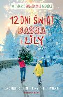 Okładka - Dwanaście dni świąt Dasha i Lily