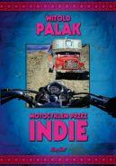 Okładka książki - Motocyklem przez Indie