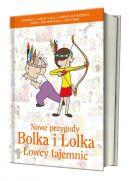 Okładka książki - Nowe przygody Bolka i Lolka. Łowcy tajemnic