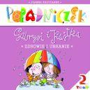 Okładka książki - Poradniczek Gabrysi i Kajtka. Zdrowie i ubranie