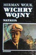 Okładka książki - Wichry wojny. Natalia