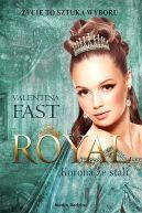 Okładka ksiązki - Royal. Korona ze stali