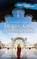 Okładka ksiązki - Turecka namiętność