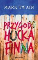Okładka ksiązki - Przygody Hucka Finna