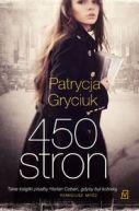 Okładka książki - 450 stron