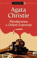 Okładka książki - Morderstwo w Orient Expressie
