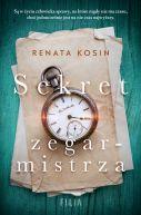 Okładka książki - Sekret zegarmistrza