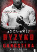 Okładka książki - Ryzyko gangstera