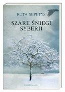 Okładka - Szare śniegi Syberii