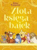 Okładka ksiązki - Złota Księga Bajek. Kubuś Puchatek