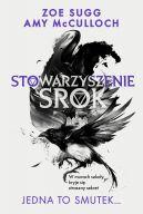 Okładka książki - Stowarzyszenie Srok. Jedna to smutek...