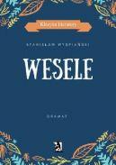 Okładka ksiązki - Wesele