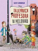 Okładka książki - Tajemnica profesora w meloniku