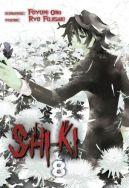 Okładka książki - SHIKI: TOM 8