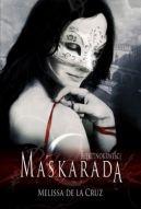 Okładka książki - Maskarada