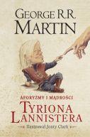 Okładka ksiązki - Aforyzmy i mądrości Tyriona Lannistera