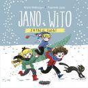 Okładka - Jano i Wito. Zapach Świąt