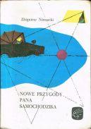 Okładka książki - Nowe Przygody Pana Samochodzika