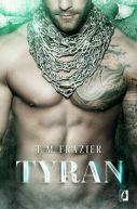 Okładka książki - King (tom 2). Tyran