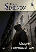 Okładka książki - Maigret i hurtownik win