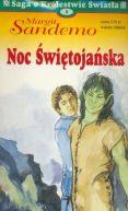 Okładka ksiązki - Noc Świętojańska
