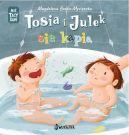Okładka ksiązki - Tosia i Julek się kąpią