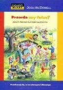 Okładka ksiązki - Prawda czy fałsz? Zeszyt ćwiczeń dla dzieci młodszych