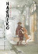 Okładka książki - Hachiko. Pies, który czekał