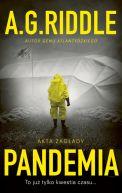 Okładka książki - Akta zagłady (Tom 1). Pandemia