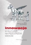 Okładka - Innowacje w kulturze na przestrzeni wieków