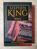 Okładka ksiązki - Misery