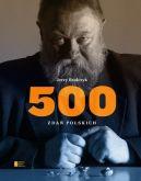 Okładka ksiązki - 500 zdań polskich