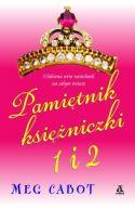 Okładka ksiązki - Pamiętnik księżniczki 1-2