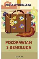 Okładka ksiązki - Pozdrawiam z Demoluda