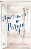 Okładka ksiązki - Apartament w Paryżu