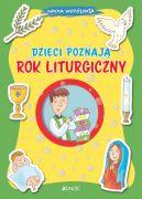 Okładka - Dzieci poznają rok liturgiczny