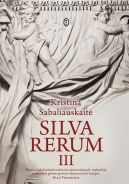 Okładka książki - Silva Rerum III