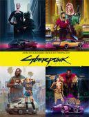 Okładka - Cyberpunk 2077. Jedyna oficjalna książka o świecie gry Cyberpunk 2077