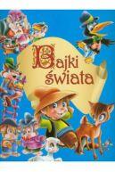 Okładka książki - Bajki świata