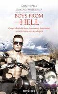 Okładka ksiązki - Boys from Hell